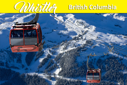 Whistler, British Columbia (Tantalus Resort)