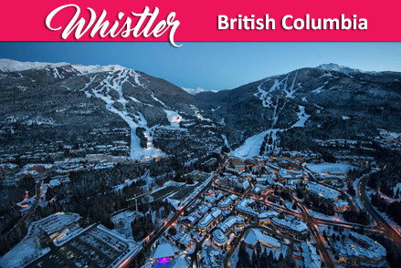 Whistler, British Columbia (Hotel Listel)