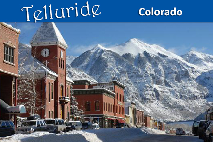 Telluride, Colorado (January 2018)