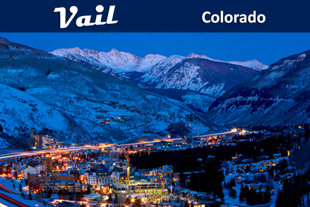 Vail, Colorado (Vantage Point)