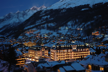 7 Nights of hospitality by heart at Mont Cervin Palace, Zermatt – Switzerland