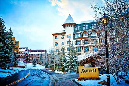 5 nights at Vail Marriott Mountain Resort – Ski, dine and relax