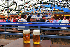 Visit The Legendary Oktoberfest