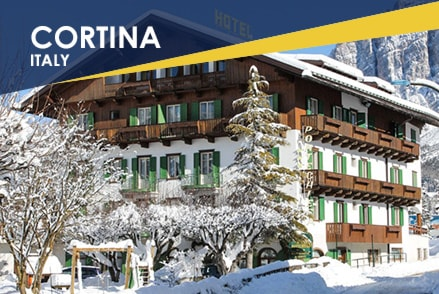 Cortina Italy, 2020 offer