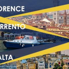 Florence & Sorrento, Italy & Malta, 2020 offer